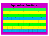 TOOLS TO FIGURE OUT EQUIVALENT FRACTIONS