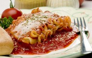 Lasagna from Italy