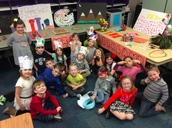 Check us out at our 100th Day Museum!