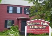 Salmon Falls Library -  Buxton