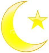 Islam crescent