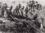 How Slave Trade Affected Africa