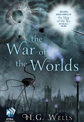 """The book """"War Of The Worlds"""""""