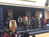 Our KDU Black History Month Performance