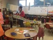 Ms. Sanchez's kindergarten class