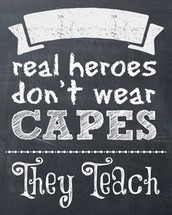 Teacher Appreciation Week-If the world could see educators through my eyes...
