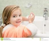 Always wash your hands!