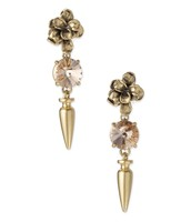 Cheryl Drop Earrings, $39