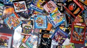The widest variety of Video Games EVER!!!!