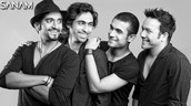 We are a Mumbai based Pop band called 'SANAM'
