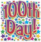 100th Day of School; February 4th
