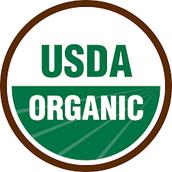 New March Organic Food Menu