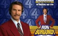 Will Ferrell es Ron Burgundy