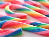Tuesday - Candy Cane Day!!!