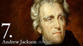 Why was Andrew Jackson special in the War Of 1812?
