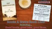Books & Brews Book Club