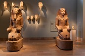 Hatshepsut and Thutmus II