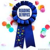 Hooray for Reading Olympics