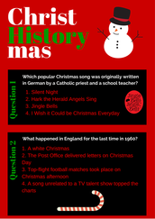 Round 7: The History of Christmas (according to the BBC!)