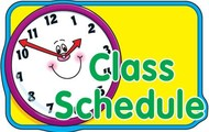 Schedule and Calendar