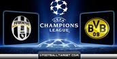 Juventus v Dortmund