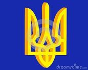 Ukraine Symbol Trident
