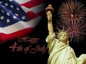 F - Fourth of July