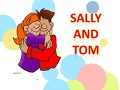All About  Sally and Tom