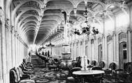 Steamboat Interior