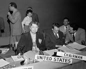 Eleanor at the UN