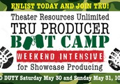 Coming in May: Weekend Intensive for Showcase Producing, 5/30-31