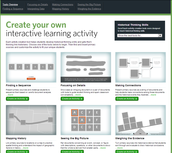 Create your own activity
