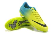 History of soccer cleats