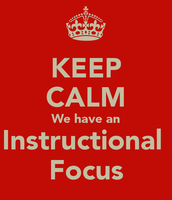 Instructional Focus @ ARMS: 2nd Six Weeks