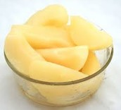 La pera - Pear $1.25