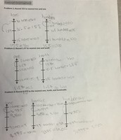 Way to use those Number Lines 5th Grade