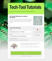 Tech Tools - San Diego - Nov. 2