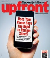 The New York Times - Upfront Magazine