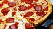 Elijah favorito es la pizza