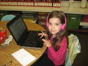 Laptops in the classroom! FUN!