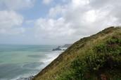 Cornwall: kusten