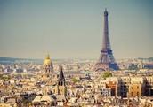 Nunca he visitado/vivido en Paris.