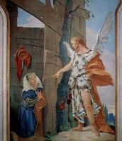 Sara i l'arcàngel