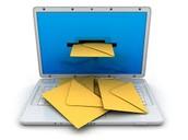 La recopilación de direcciones de correo electrónico.