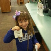 Does your child have a library card for the Olathe Public Library?