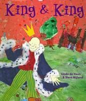 King & King by Linda de Haan