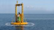 wave energy buoy