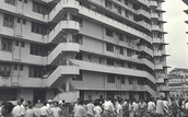 Many People Living In Tiong Bahru In The Past