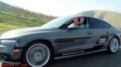 Audi Self Driven Car