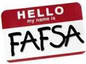 FAFSA is Here!